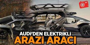 Audi'den elektrikli arazi aracı