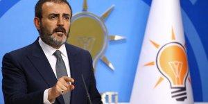 Mahir Ünal'dan HDP'ye tepki