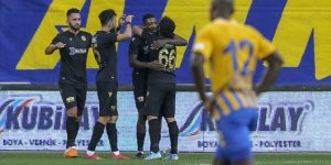 Yeni Malatyaspor'dan Ankaragücü'ne gol yağmuru!