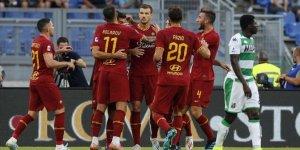 Başakşehir'in rakibi Roma ligde 4 golle kazandı