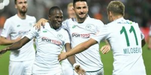 Konyaspor ilk galibiyetini Denizli'de aldı!