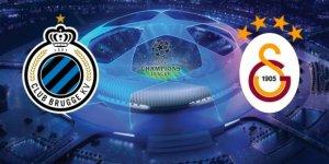 Club Brugge - Galatasaray maçı ne zaman hangi kanalda?