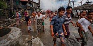 Myanmar hükümeti soykırım niyetiyle zulümlerini sürdürüyor