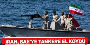 Reuters duyurdu: Ülke bir gemiye el koydu