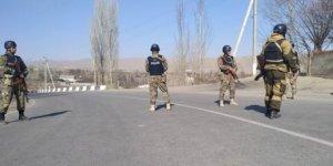 Tacikistan-Kırgızistan sınırında çatışma