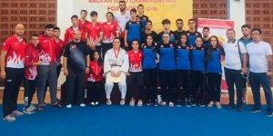 Ümit Milli Judo Takımımız Balkan şampiyonu