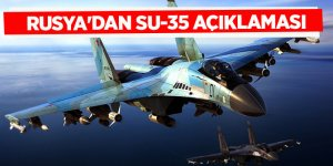 """Rusya'dan SU-35 açıklaması: """"Türkiye ile görüşüyoruz"""""""