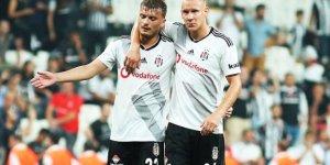 Beşiktaş'ta Abdullah Avcı'nın Ljajic ve Vida sevinci!