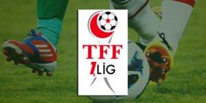 İşte TFF 1. Lig'de 4 haftalık programı