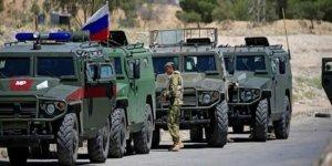 Rus takviye birlikleri, Türkiye-Suriye sınırına ulaştı