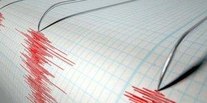 İran'ın güneyinde 5,4 büyüklüğünde deprem