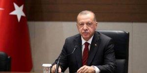 """Erdoğan'dan Trump tweeti: """"Görüşmenin hayırlı sonuçlar..."""""""