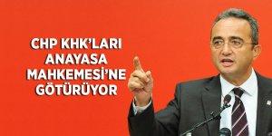CHP, KHK'ları Anayasa Mahkemesi'ne götürecek