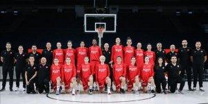 A Milli Kadın Basketbol Takımı, medya ile buluştu