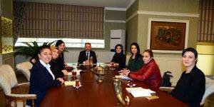 Kahramankazan'da kadın ve aile komisyonu çalışmalara başladı