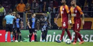 Galatasaray Avrupa'da 'DALYA' diyemedi!