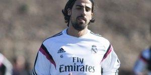 Juventus'a Khedira'dan kötü haber! 3 ay futbol oynayamayacak
