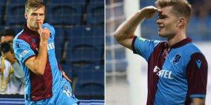 Trabzonspor'da Sörloth 15 gole doğrudan katkı yaptı