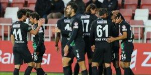 Yukatel Denizlispor kupada avantajı kaptı