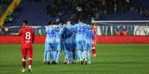 Kupa'da 'Karadeniz derbisi'ni Rizespor kazandı