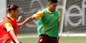Falcao, Alanyaspor maçının kadrosuna alındı