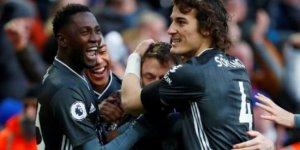 Leicester durmuyor! Üst üste 8. galibiyetini aldı