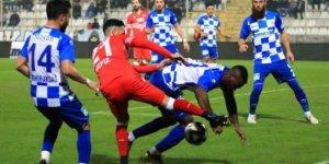 Adana Demirspor tek golle 3 puana uzandı