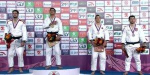 Vedat Albayrak bronz madalya aldı