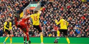 Liverpool durdurulamıyor! Üst üste 8. galibiyet