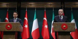 Erdoğan'da Libya açıklaması! 'Ateşkes anlaşması imzalanmasını temenni ediyorum'