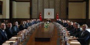 Erdoğan TFF ve Kulüpler Birliği'ni kabul etti