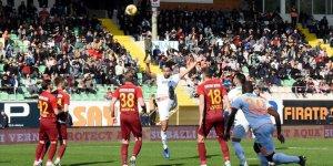 Alanyaspor, Kayserispor'u farklı yendi