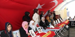 Diyarbakır anneleri HDP'lilere tepki gösterdi