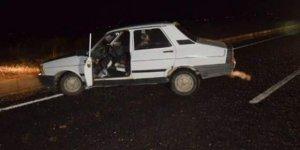 Patlayıcı yüklü araç imha edildi 9 kişi gözaltına alındı
