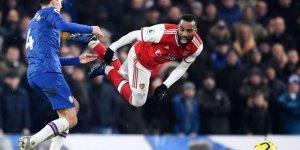 Chelsea ile Arsenal 2-2 berabere kaldı