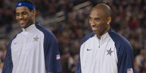 LeBron James'ten Kobe Bryant'a duygusal veda