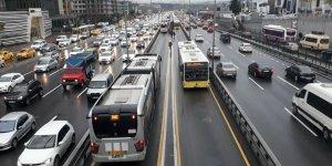 Trafiğe 4 ayda 259 bin 918 aracın kaydı yapıldı