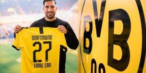 Emre Can, Borussia Dortmund ile 4 yıllık sözleşme imzalayacak