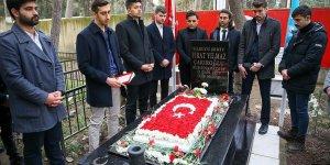 Fırat Çakıroğlu ölümünün 5. yılında İzmir'de anıldı