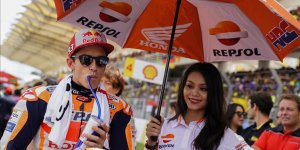Marc Marquez 2024 sonuna kadar Repsol Honda'da