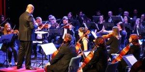 Klasik Müzikte Sıra Balkan Senfoni Orkestrasında