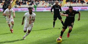 Antalyaspor Malatya'da kazandı