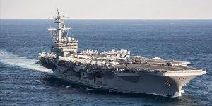 ABD'nin karantinadaki uçak gemisinin kaptanından yardım çağrısı