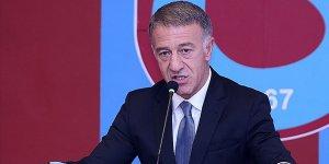 Ahmet Ağaoğlu: Futbol konuşmak pek mümkün değil