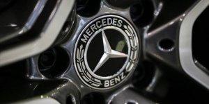 Mercedes-Benz'in araç teslimatları ilk çeyrekte yüzde 15 düştü