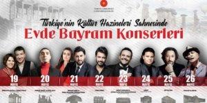 Türkiye'nin kültür hazineleri konserlerle renklenecek