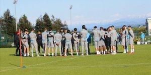 Trabzonspor dördüncü kez Kovid-19 testinden geçti