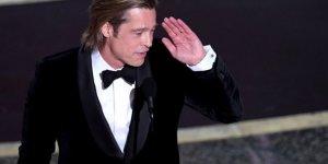 Brad Pitt'ten yeni mezunlara destek