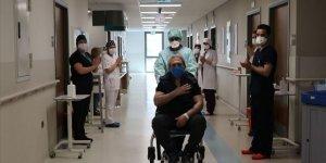 Türkiye'de iyileşen Kovid-19 hasta sayısı 120 bini geçti