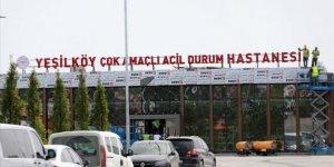 TRT, Yeşilköy Acil Durum Hastanesi'nin yapım hikayesinin belgeselini çekti